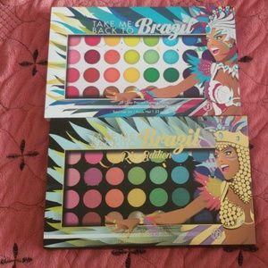 bh cosmetics eyeshadow palettes